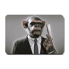 Monkey Business Small Door Mat