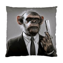 Monkey Business Cushion Case (one Side)
