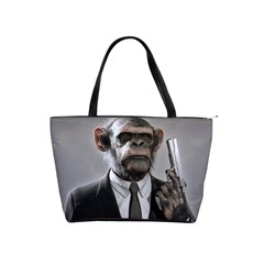 Monkey Business Large Shoulder Bag