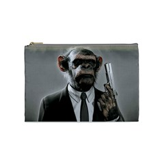 Monkey Business Cosmetic Bag (Medium)