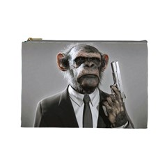 Monkey Business Cosmetic Bag (Large)