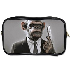 Monkey Business Travel Toiletry Bag (Two Sides)