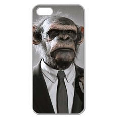 Monkey Business Apple Seamless iPhone 5 Case (Clear)
