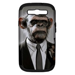 Monkey Business Samsung Galaxy S III Hardshell Case (PC+Silicone)