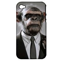 Monkey Business Apple iPhone 4/4S Hardshell Case (PC+Silicone)