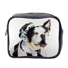 Bad Dog Mini Travel Toiletry Bag (Two Sides)