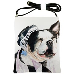 Bad Dog Shoulder Sling Bag