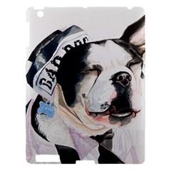 Bad Dog Apple Ipad 3/4 Hardshell Case