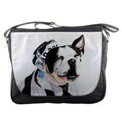 Bad Dog Messenger Bag