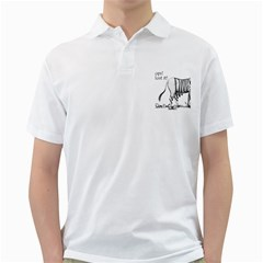 Lost Mens  Polo Shirt (white)