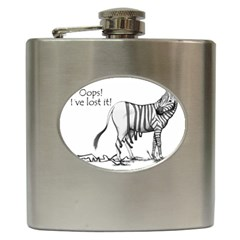 Lost Hip Flask