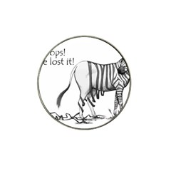 Lost Golf Ball Marker 10 Pack (for Hat Clip)