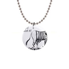 Lost Button Necklace