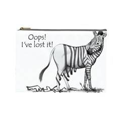 Lost Cosmetic Bag (Large)