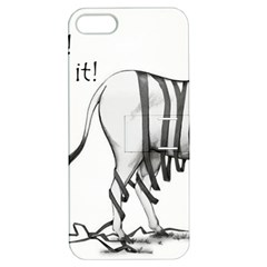 Lost Apple iPhone 5 Hardshell Case with Stand