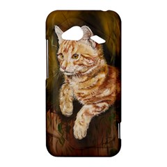 Cute Cat HTC Droid Incredible Hardshell Case