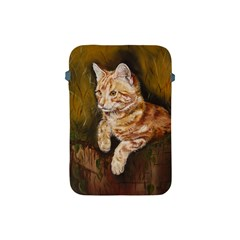 Cute Cat Apple iPad Mini Protective Soft Case