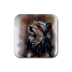 Puppy Drink Coasters 4 Pack (Square)