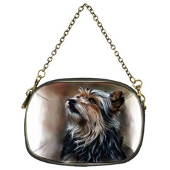 Puppy Chain Purse (one Side)