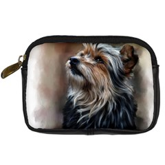 Puppy Digital Camera Leather Case