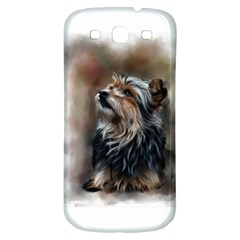 Puppy Samsung Galaxy S3 S III Classic Hardshell Back Case