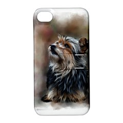 Puppy Apple iPhone 4/4S Hardshell Case with Stand