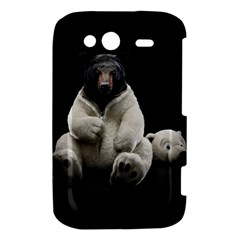 Bear in Mask HTC Wildfire S A510e Hardshell Case