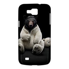 Bear in Mask Samsung Galaxy Premier I9260 Hardshell Case