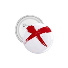 red x 1.75  Button