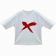 red x Baby T-shirt