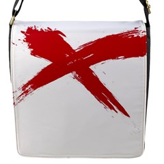 red x Removable Flap Cover (Small)