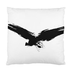 Grunge Bird Cushion Case (One Side)