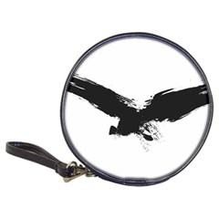 Grunge Bird Cd Wallet