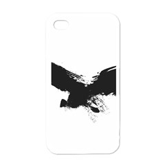 Grunge Bird Apple Iphone 4 Case (white)