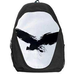 Grunge Bird Backpack Bag
