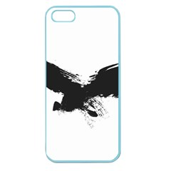Grunge Bird Apple Seamless iPhone 5 Case (Color)