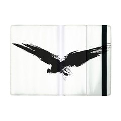 Grunge Bird Apple iPad Mini Flip Case