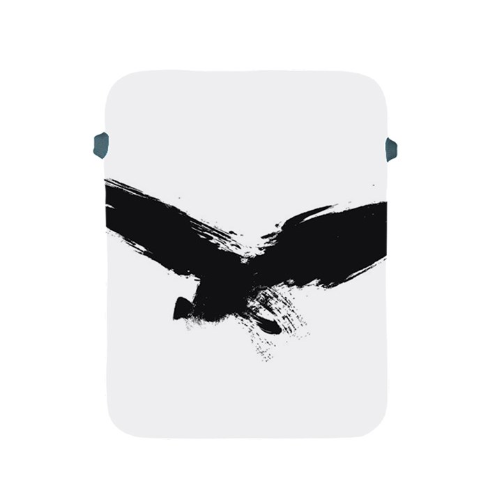 Grunge Bird Apple iPad 2/3/4 Protective Soft Case