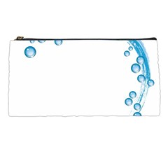 Water Swirl Pencil Case