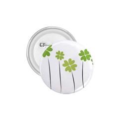 clover 1.75  Button