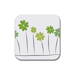 clover Drink Coaster (Square)