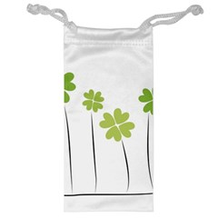 Clover Jewelry Bag