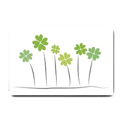 Clover Small Door Mat