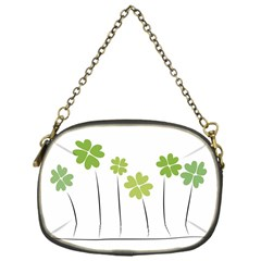 clover Chain Purse (One Side)