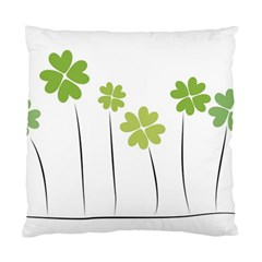 Clover Cushion Case (two Sides)