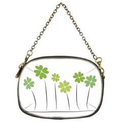 clover Chain Purse (Two Side)