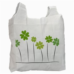 clover Recycle Bag (Two Sides)