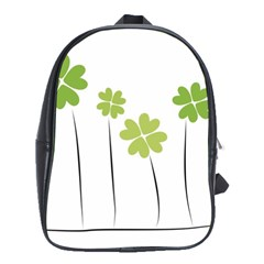 clover School Bag (Large)