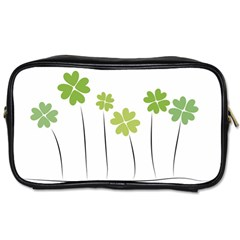 clover Travel Toiletry Bag (One Side)
