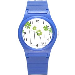 clover Plastic Sport Watch (Small)